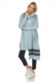 Be Pure |  Cardigan Nala | blue  | Picture 3