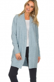 Be Pure |  Cardigan Nala | blue  | Picture 4