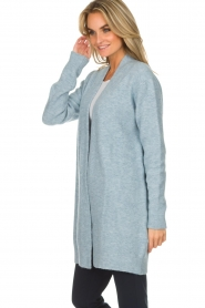 Be Pure |  Cardigan Nala | blue  | Picture 5