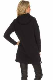 Be Pure |  Sweater dress Nina | black  | Picture 5