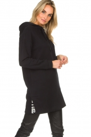 Be Pure |  Sweater dress Nina | black  | Picture 2