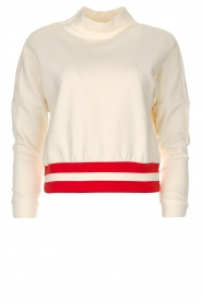 Be Pure |  Sweater Donna | cream  | Picture 1