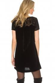 Rosemunde | Dress Pien | black  | Picture 5