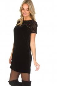 Rosemunde | Dress Pien | black  | Picture 4