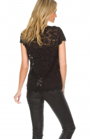 Rosemunde |  Lace top Alana | black  | Picture 5