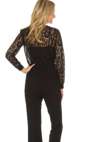 Rosemunde | Lace top Rosa | black  | Picture 5