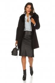 Arma | Lammy coat Babina | zwart  | Afbeelding 8