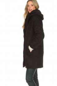 Arma | Lammy coat Babina | zwart  | Afbeelding 5