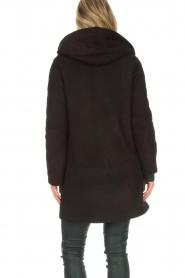 Arma | Lammy coat Babina | zwart  | Afbeelding 6