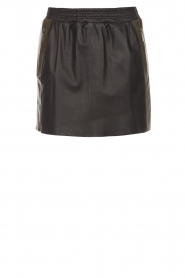 Arma |  Leather skirt Joanna | black  | Picture 1