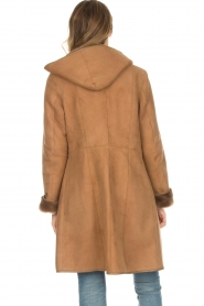Arma   Lammy coat Posh   camel    Afbeelding 5
