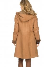 Arma | Lammy coat Posh | camel  | Afbeelding 8