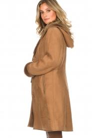 Arma | Lammy coat Posh | camel  | Afbeelding 6