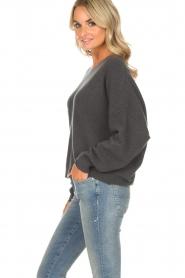 American Vintage |  Sweater Damsville | grey  | Picture 4