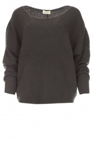 American Vintage |  Sweater Damsville | grey  | Picture 1