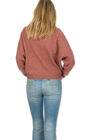 American Vintage |  Sweater Damsville | pink  | Picture 6