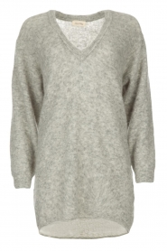 American Vintage |  Sweater Hanapark | grey  | Picture 1