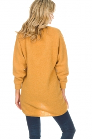 American Vintage |  Sweater Hanapark | yellow  | Picture 5