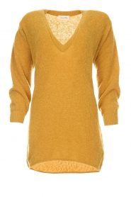 American Vintage |  Sweater Hanapark | yellow  | Picture 1