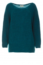American Vintage |  Sweater Woxilen | blue  | Picture 1