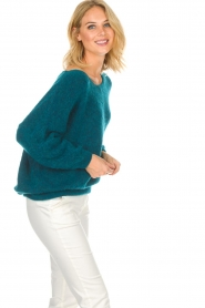 American Vintage |  Sweater Woxilen | blue  | Picture 5