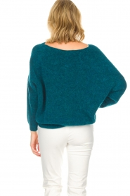 American Vintage |  Sweater Woxilen | blue  | Picture 6