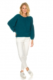 American Vintage |  Sweater Woxilen | blue  | Picture 3