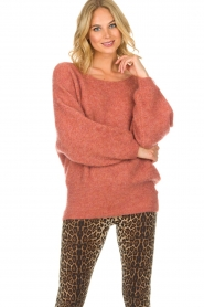American Vintage |  Sweater Woxilen | pink  | Picture 2