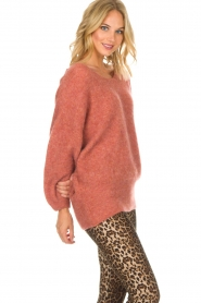 American Vintage |  Sweater Woxilen | pink  | Picture 4