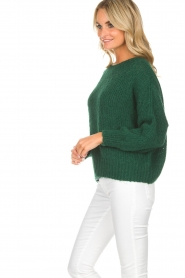 American Vintage |  Sweater Boulder | green  | Picture 5