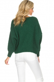 American Vintage |  Sweater Boulder | green  | Picture 6