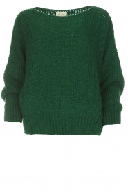 American Vintage |  Sweater Boulder | green  | Picture 1