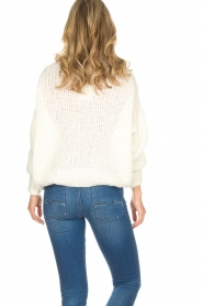 American Vintage |  Sweater Boolder | white  | Picture 5