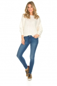 American Vintage |  Sweater Boolder | white  | Picture 3