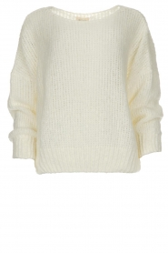 American Vintage |  Sweater Boolder | white  | Picture 1
