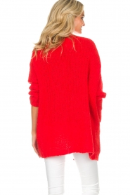 American Vintage |  Cardigan Boolder | red  | Picture 6
