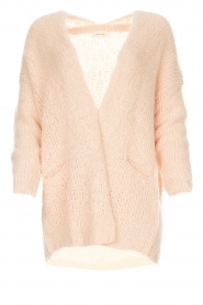 American Vintage |  Cardigan Boolder | nude  | Picture 1
