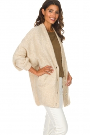 American Vintage |  Cardigan Zapitown | beige  | Picture 5