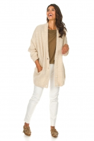 American Vintage |  Cardigan Zapitown | beige  | Picture 3