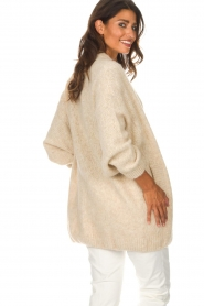 American Vintage |  Cardigan Zapitown | beige  | Picture 6