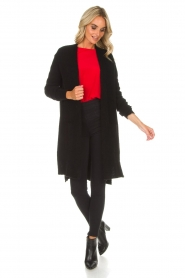 American Vintage |  Cardigan Vikiville | black  | Picture 3