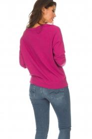 American Vintage | Sweatshirt Toubobeach | roze  | Afbeelding 4