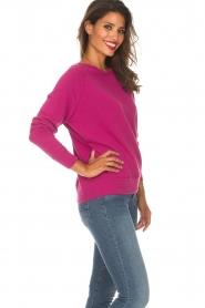 American Vintage | Sweatshirt Toubobeach | roze  | Afbeelding 3