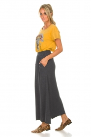 American Vintage |  Maxi skirt Toubobeach | grey  | Picture 4