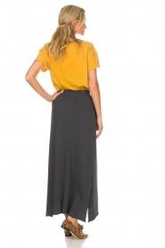 American Vintage |  Maxi skirt Toubobeach | grey  | Picture 5