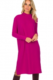 By Malene Birger |  Dress Gulia | purple  | Picture 2