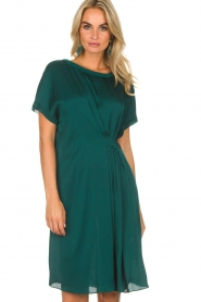 By Malene Birger |  Dress Lianna | green  | Picture 2