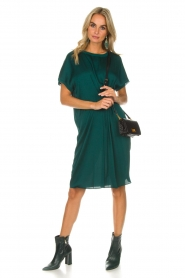By Malene Birger |  Dress Lianna | green  | Picture 3
