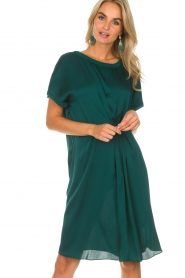 By Malene Birger |  Dress Lianna | green  | Picture 4