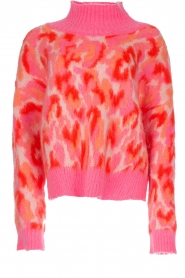 By Malene Birger |  Sweater Lallii | pink  | Picture 1